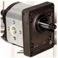 Pompe, moteur et refroidisseur hydraulique