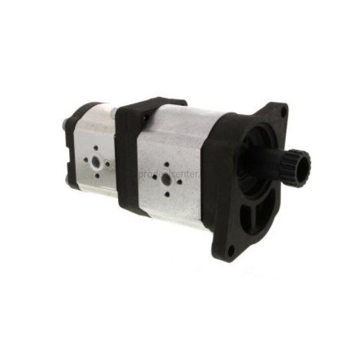 Pompe hydraulique double Bosch 25 + 11 cm3 pour Valtra-Valmet T 151 EH-1775263_copy-31