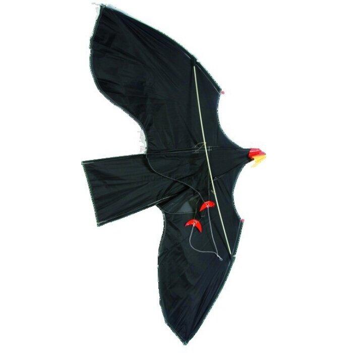 Effaroucheur rapace de 150 x 80 mm en toile polyamide noire-7516_copy-325