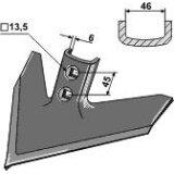 Soc patte doie adaptable largeur : 254 mm cultivateur John Deere (N 182041)-122920_copy-20