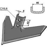 Soc patte doie adaptable largeur : 280 mm cultivateur John Deere (N 182042)-122922_copy-20