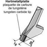 Pointe variable carbure Bourgault adaptable largeur : 16 mm vibroculteur Universel-122963_copy-20