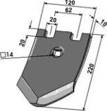 Pointe de soc adaptable déchaumeur Quivogne (SOC20951)-122090_copy-20