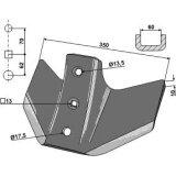 Soc à ailette pour déchaumeur Komet 350 x 10 mm (10-93.809)-123219_copy-20