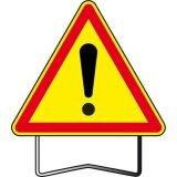 Panneau sur pied AK 14-700 T1 danger-1607458_copy-20