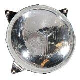 Optique phare avant pour conduite à droite glace bombée pour Claas / Renault 44-70-1665787_copy-20