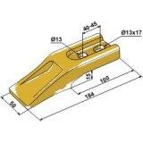 Dent de godet type Mini Z 184 mm x 50 mm entraxe 40/45 mm-121653_copy-20