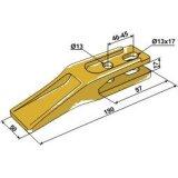 Dent de godet série E11 190 mm x 50 mm entraxe 40/45 mm-121662_copy-20
