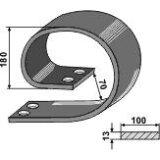 Ressort adaptable 180 x 100 x 13 mm cultivateur Marsk-Stig (01010040)-120679_copy-20