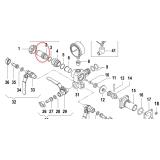 Raccord sortie pour commande manuelle de distributeur Comet-1752117_copy-20