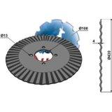 Coutre adaptable circulaire ondulé Niaux 430 x 4 mm semoir Great Plains (820-018C)-120945_copy-20