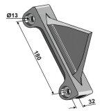 Brise mottes adaptable 180 mm décompacteur Maschio Attila, Pinocchio (R17820413R)-1793549_copy-20
