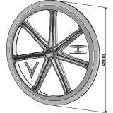Elément lisse adaptable largeur 71 mm diamètre 900 mm rouleau Universel-1794342_copy-20
