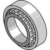 Roulement de palier adaptable diamètre 62 mm déchaumeur Simba (P14596)-1127049_copy-20
