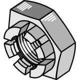 Ecrou M27 x 1,5 à créneaux dégagés adaptable cover crop Simba (P12907)-1126933_copy-20