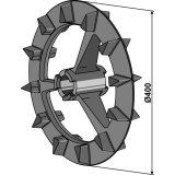 Roue Crosskill diamètre 400 mm Lemken (4239010)-1751996_copy-20