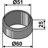 Entretoise plastique longueur 25-1126871_copy-20