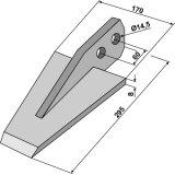 Bêche type Toro et Minitoro largeur 170 mm pour machine à bêcher Falc-1128009_copy-20