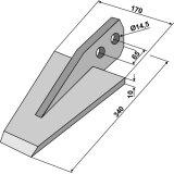 Bêche type étroit largeur 170 mm pour machine à bêcher Tortella-1128075_copy-20