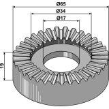 Disque de réglage 21 créneaux diamètre 65-34-17-138773_copy-20