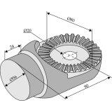 Disque de réglage 37 créneaux diamètre 80-20-138784_copy-20