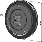 Roue complète adaptable 400 x 65 mm semoir Monosem (65003097)-1794462_copy-20