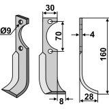 Lame modèle droit fraise rotative Schneider-127252_copy-20