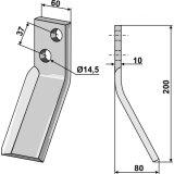 Dent rotative Sicma modèle droit longueur : 200 mm-131522_copy-20