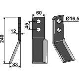 Couteau de rotalabour Valentini modèle gauche-1751971_copy-20