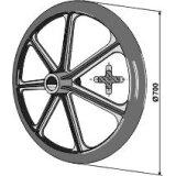 Roue de rouleau packer largeur 32 mm diamètre 700 mm GG20-121054_copy-20