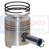 Piston avec segments pour Fiat-Someca 100-90-1549088_copy-20