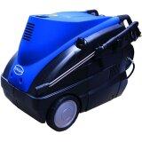 Nettoyeur haute pression à eau chaude triphasé Renson 200 bars 15 l/min avec enrouleur et flexible renforcé de 20 mètres-126040_copy-20