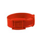 Bracelets Horizont de marquage rouge (x10)-1761107_copy-20