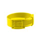 Bracelets Horizont en plastique jaune (x10)-1761108_copy-20