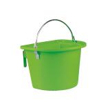 Mangeoire verte avec anse et crochets de suspension Ukal-1761211_copy-20