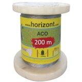 Fil monocordon en acier galvanisé Aco 200 m Horizont-1782785_copy-20