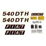 Autocollants pour Fiat-Someca 540 DT-1275958_copy-20