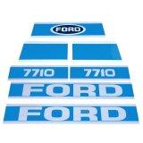 Autocollant / 7710 pour Ford 7710-1531604_copy-20