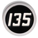 Emblème plastique mf 135 pour Massey Ferguson 135-1281596_copy-20