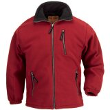 VESTE POLAIRE ANGARA ROUGE TAILLE XS 450G/M²-98843_copy-20