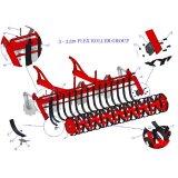 Lame de décrottoir de rouleau Hélix Roller (Ancien modèle) déchaumeur Ilgi (APL.122.00.001.0)-1761579_copy-20