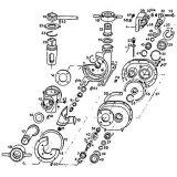Vis M8 x 25 pour pompe Renson PU55-1771331_copy-20