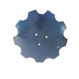 Disque crénelé 3 trous adaptable Bellota 460 x 6 mm déchaumeur Horsch (23246106)-153269_copy-20