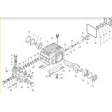 Guide D 18 de piston pour pompe haute pression Annovi Reverberi SXM 15.20 N-1782558_copy-20