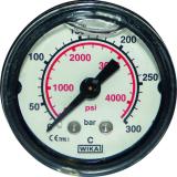 MANOMETRE 300 BARS SORT AXIALE FILETAGE 1/8 DE POUCE GAZ K500-750-KA3200-136522_copy-20