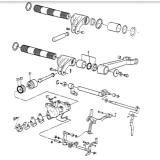 Joint 90 x 80 x 5 mm de pompe de relevage pour Ford 3600-1761450_copy-20