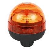Gyrophare à led sur tige fixe courte 12 / 24 Volts 12 x 3 Watts (547 lumens) 3 modes : Flash, Octoflash et Rotation-1752967_copy-20