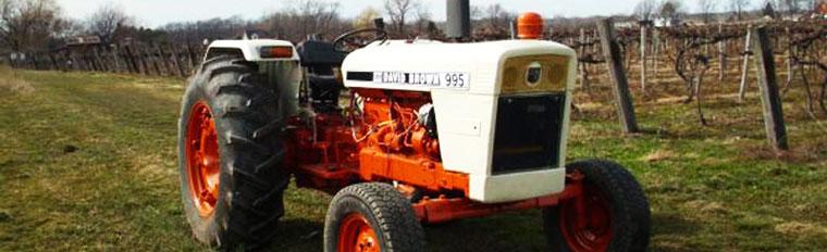 Tracteur David Brown